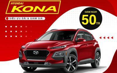 Giá Xe Hyundai Kona Tháng 09/2021 - Ưu Đãi Lên Đến 50 Triệu