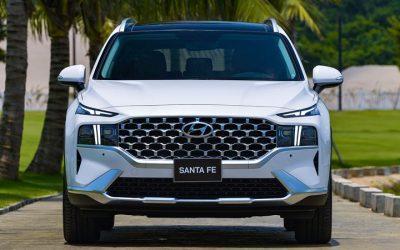Xe 7 chỗ Hyundai - Vì sao nhiều gia đình Việt chọn Santafe 2021?
